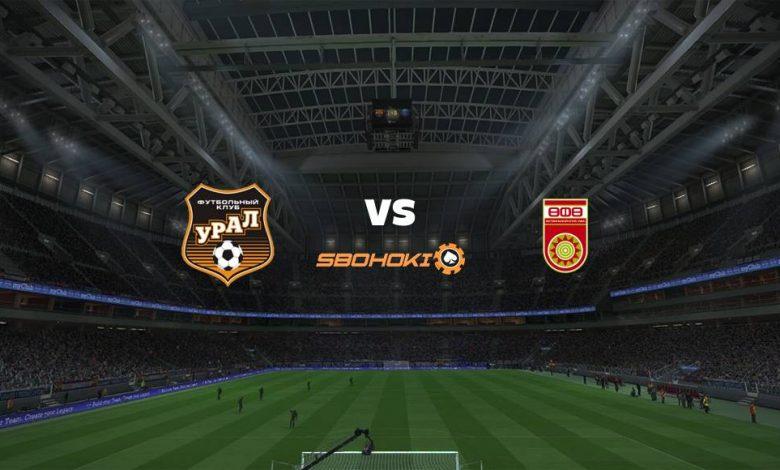 Live Streaming  FC Ural Ekaterinburg vs FC Ufa 7 Maret 2021 1
