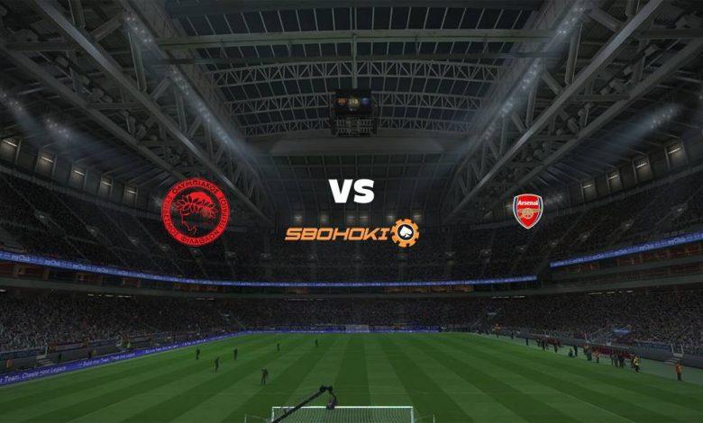 Live Streaming  Olympiakos vs Arsenal 11 Maret 2021 1