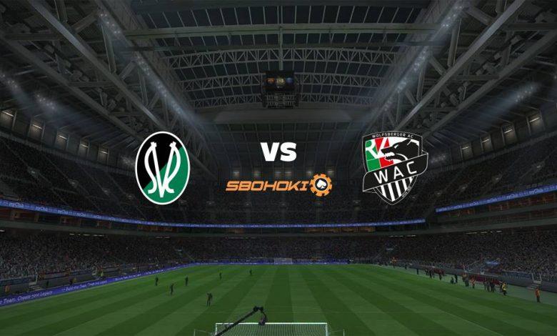 Live Streaming  SV Josko Ried vs Wolfsberger 7 Maret 2021 1