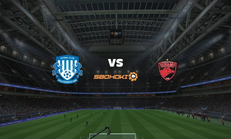 Live Streaming  CSMS Iasi vs Dinamo Bucuresti 19 Maret 2021 1