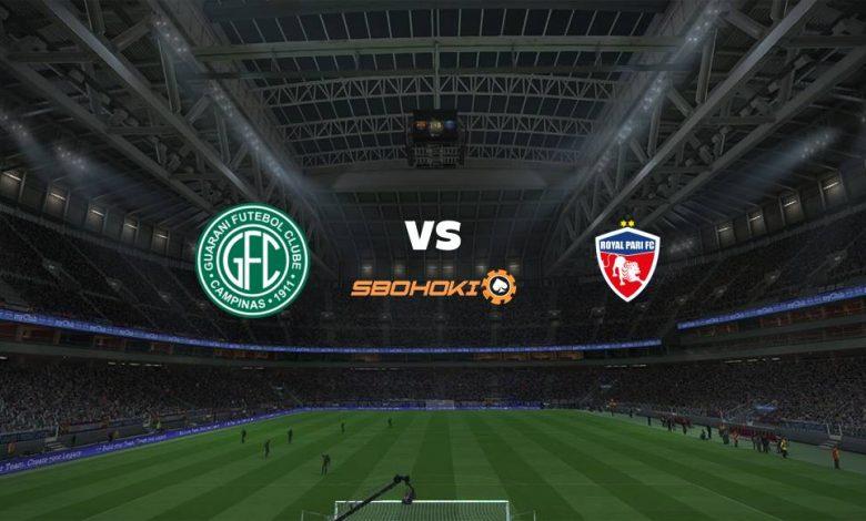 Live Streaming  Guaraní vs Royal Pari 4 Maret 2021 1