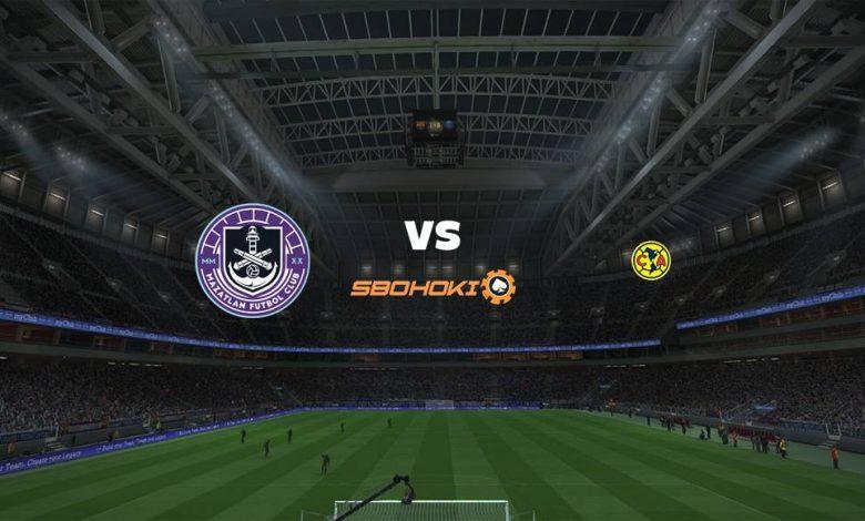 Live Streaming  Mazatlán FC vs América 20 Maret 2021 1