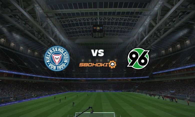 Live Streaming  Holstein Kiel vs Hannover 96 19 Maret 2021 1