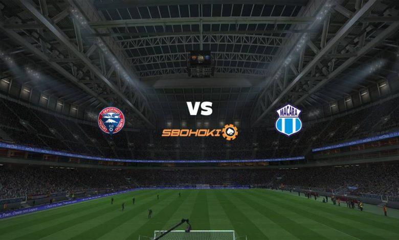Live Streaming  Olmedo vs Macará 7 Maret 2021 1