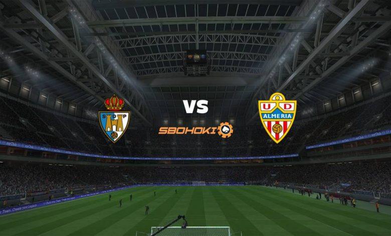 Live Streaming  Ponferradina vs Almería 21 Maret 2021 1