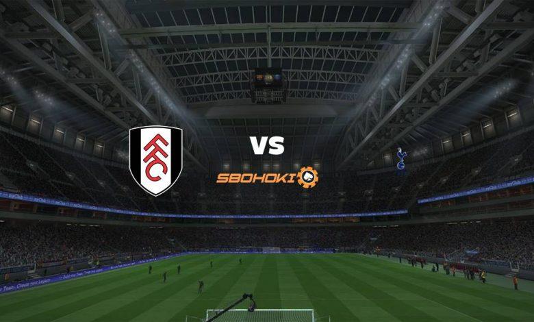 Live Streaming  Fulham vs Tottenham Hotspur 4 Maret 2021 1
