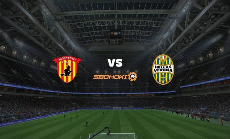 Live Streaming  Benevento vs Hellas Verona 3 Maret 2021 1