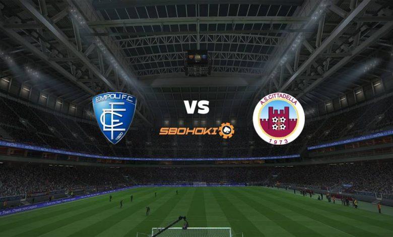 Live Streaming  Empoli vs Cittadella 7 Maret 2021 1