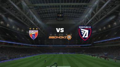 Photo of Live Streaming  Atlante vs Tepatitlán FC 7 Maret 2021