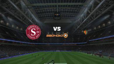 Photo of Live Streaming  Servette vs FC Basel 6 Maret 2021