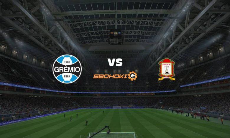 Live Streaming  Grêmio vs Ayacucho FC 11 Maret 2021 1
