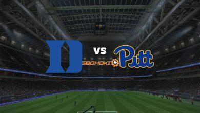 Photo of Live Streaming  Duke vs Pittsburgh 19 Maret 2021