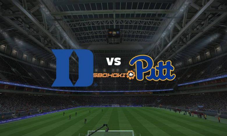 Live Streaming  Duke vs Pittsburgh 19 Maret 2021 1