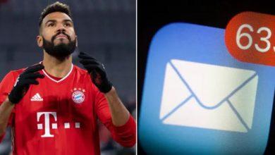 Photo of Penyerang Bayern Munich Tak Masuk Timnas Gara-gara Kesalahan Email