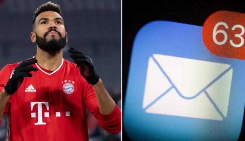 Penyerang Bayern Munich Tak Masuk Timnas Gara-gara Kesalahan Email 1