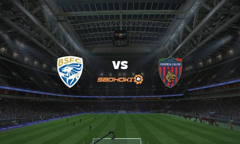 Live Streaming  Brescia vs Cosenza 2 Maret 2021 1