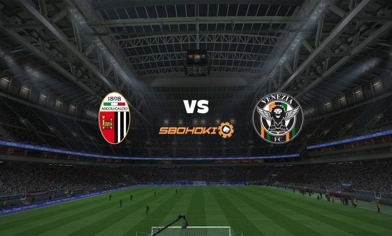 Live Streaming  Ascoli vs Venezia 13 Maret 2021 1