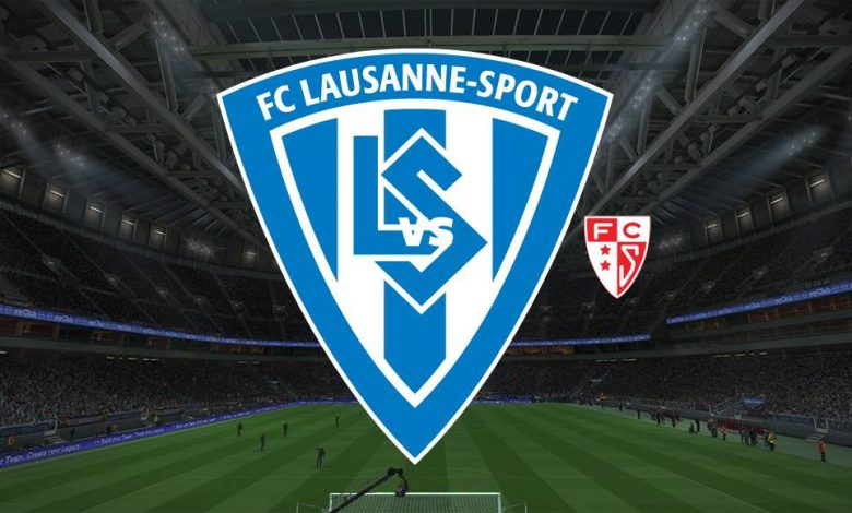 Live Streaming  Lausanne Sports vs FC Sion 7 Maret 2021 1