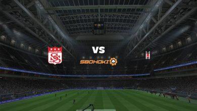 Photo of Live Streaming  Sivasspor vs Besiktas 20 April 2021