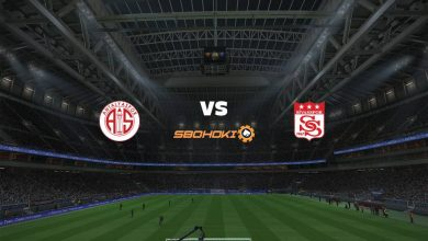 Photo of Live Streaming  Antalyaspor vs Sivasspor 7 April 2021