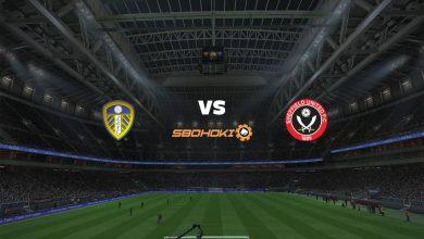 Photo of Live Streaming  Leeds United vs Sheffield United 3 April 2021
