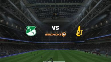 Photo of Live Streaming  Deportivo Cali vs Deportes Tolima 7 April 2021