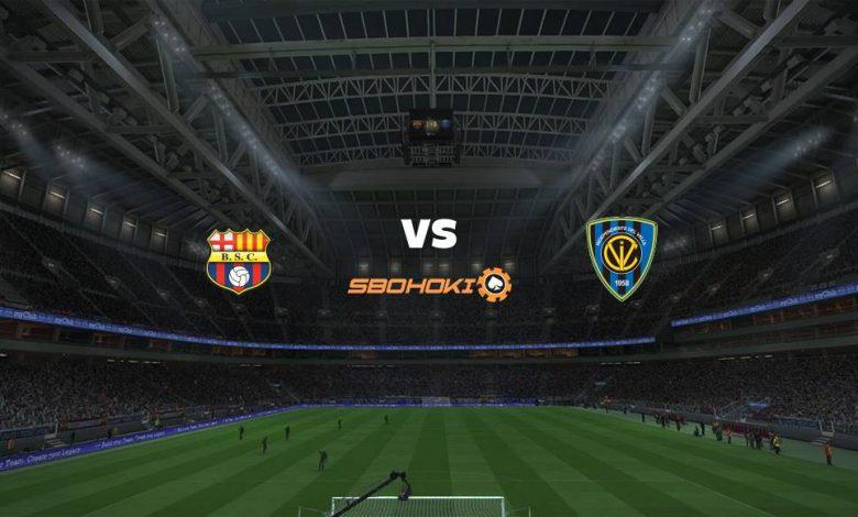 Live Streaming  Barcelona SC vs Independiente del Valle 4 April 2021 1