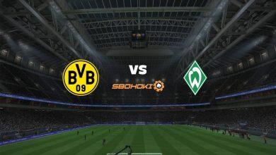 Photo of Live Streaming  Borussia Dortmund vs Werder Bremen 18 April 2021