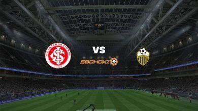 Photo of Live Streaming  Internacional vs Deportivo Táchira 27 April 2021