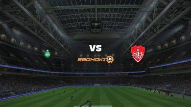 Photo of Live Streaming  St Etienne vs Brest 24 April 2021