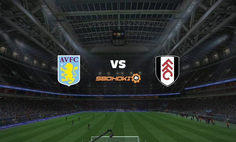 Live Streaming  Aston Villa vs Fulham 4 April 2021 1