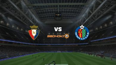Photo of Live Streaming  Osasuna vs Getafe 3 April 2021