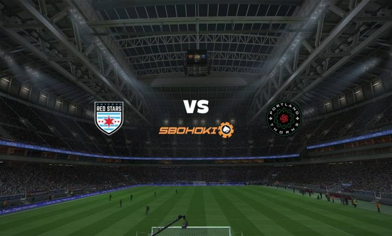 Live Streaming  Chicago Red Stars vs Portland Thorns FC 15 April 2021 1