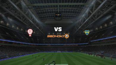 Photo of Live Streaming  Huracán vs Boca Juniors 24 April 2021