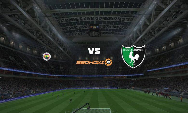 Live Streaming  Fenerbahce vs Denizlispor 5 April 2021 1