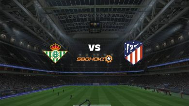 Photo of Live Streaming  Real Betis vs Atletico Madrid 11 April 2021