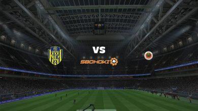 Photo of Live Streaming  Ankaragucu vs Genclerbirligi 11 April 2021