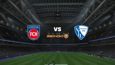 Photo of Live Streaming  1. FC Heidenheim vs VfL Bochum 21 April 2021