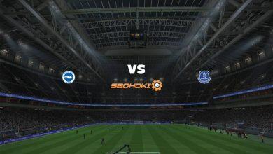 Photo of Live Streaming  Brighton and Hove Albion vs Everton 12 April 2021