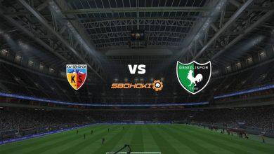 Photo of Live Streaming  Kayserispor vs Denizlispor 28 April 2021