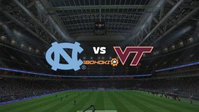 Photo of Live Streaming  North Carolina vs Virginia Tech 2 April 2021
