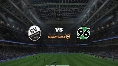 Photo of Live Streaming  SV Sandhausen vs Hannover 96 25 April 2021