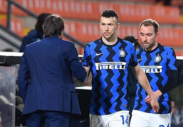 Gagal Menang di Markas Spezia, Conte Berdalih Pemain Inter Milan Kelelahan 1