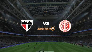 Photo of Live Streaming  São Paulo vs Rentistas 30 April 2021