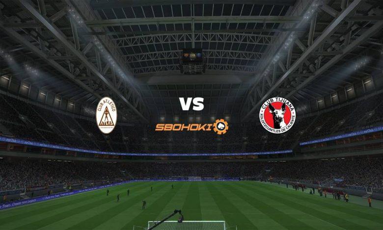 Live Streaming  Atlas vs Tijuana 3 April 2021 1