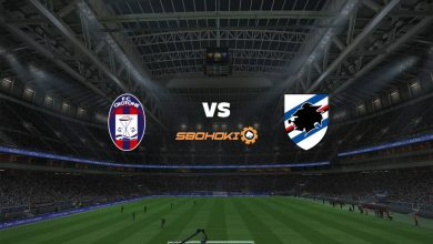 Photo of Live Streaming  Crotone vs Sampdoria 21 April 2021