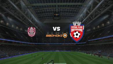 Photo of Live Streaming  CFR Cluj-Napoca vs FC Botosani 28 April 2021