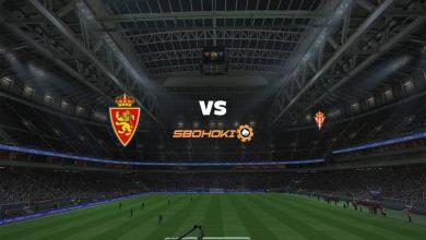 Photo of Live Streaming  Real Zaragoza vs Sporting Gijón 23 April 2021