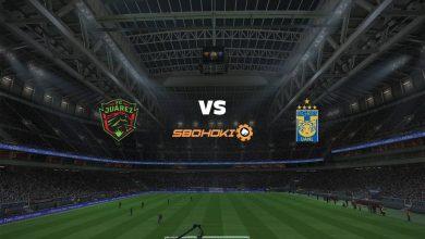 Photo of Live Streaming  FC Juarez vs Tigres UANL 15 April 2021