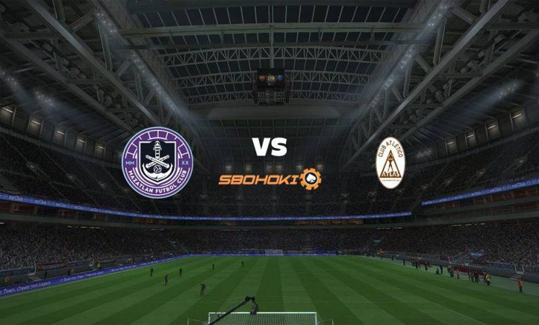 Live Streaming  Mazatlán FC vs Atlas 17 April 2021 1